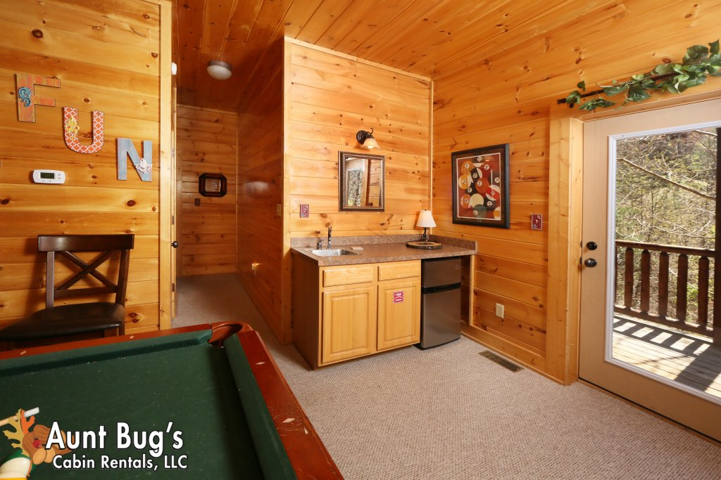 Photo of a Sevierville Cabin named Big Daddy Bear #545 - This is the thirty-eighth photo in the set.