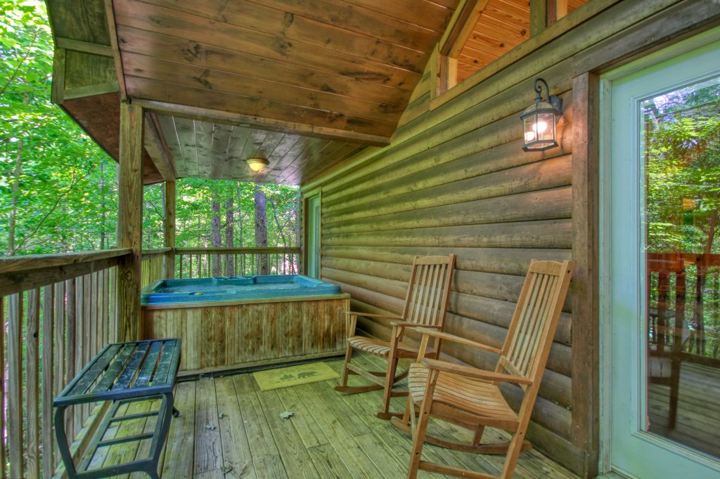 Photo of a Gatlinburg Cabin named Bear Haven - 297 - This is the twenty-first photo in the set.