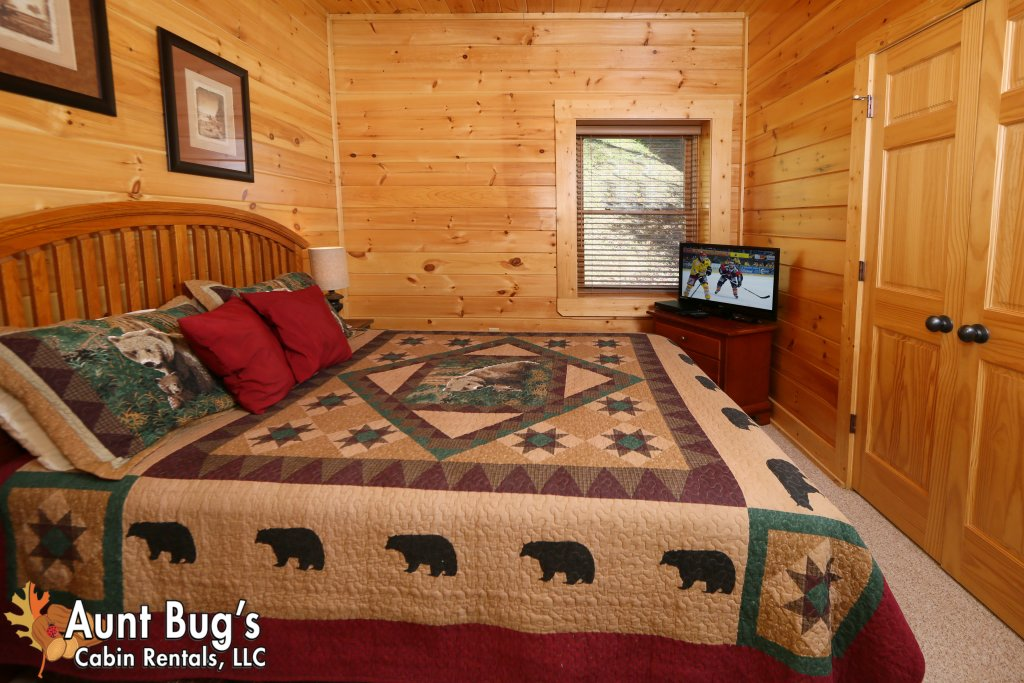 Photo of a Sevierville Cabin named Big Daddy Bear #545 - This is the thirty-third photo in the set.