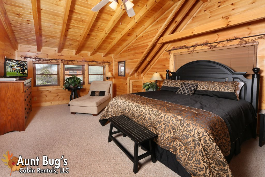 Photo of a Sevierville Cabin named Big Daddy Bear #545 - This is the thirty-sixth photo in the set.