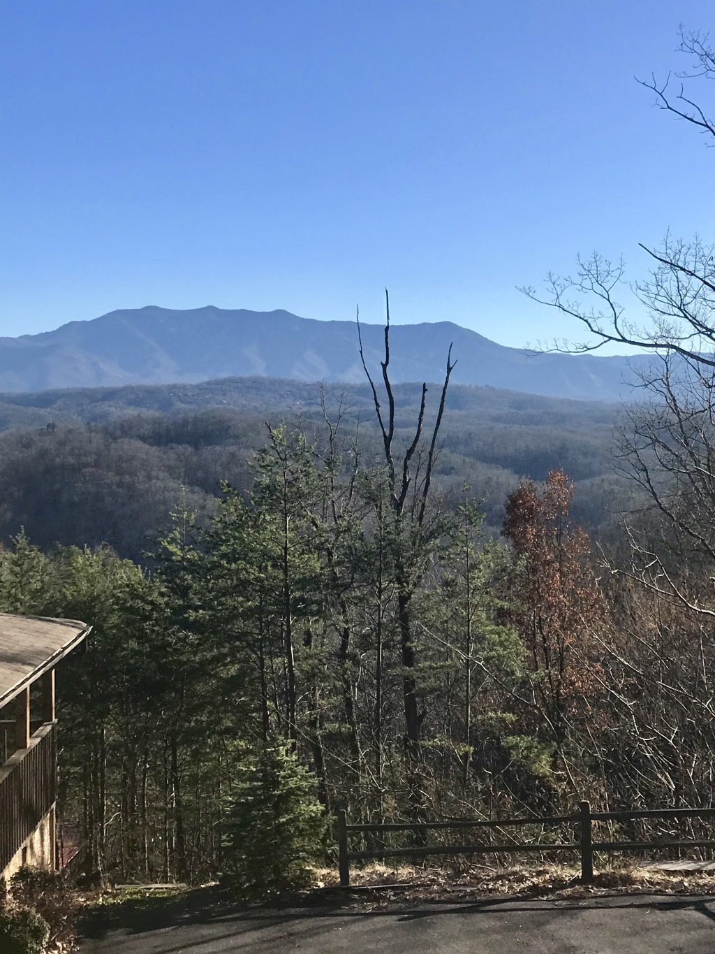 Photo of a Pigeon Forge Cabin named Grandpa Bear's View #233 - This is the fourteenth photo in the set.