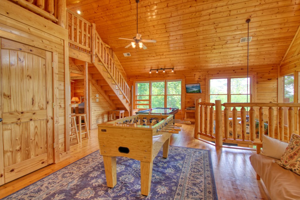 Incredible View - #326 Cabin in SEVIERVILLE w/ 3 BR (Sleeps12)