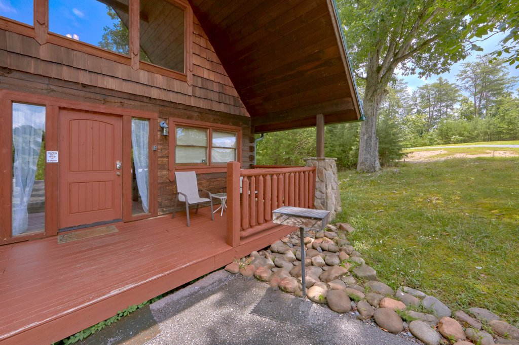 Photo of a Sevierville Cabin named Hidden Romance #1404 - This is the sixth photo in the set.