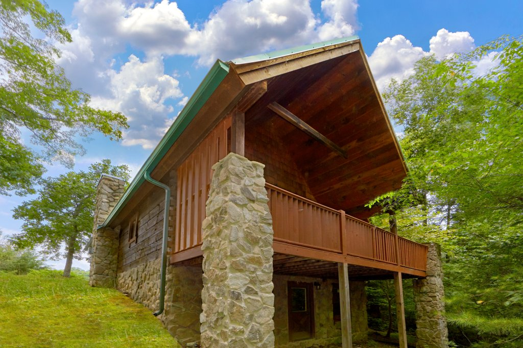 Photo of a Sevierville Cabin named Hidden Romance #1404 - This is the ninth photo in the set.