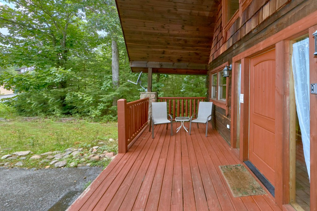 Photo of a Sevierville Cabin named Hidden Romance #1404 - This is the tenth photo in the set.