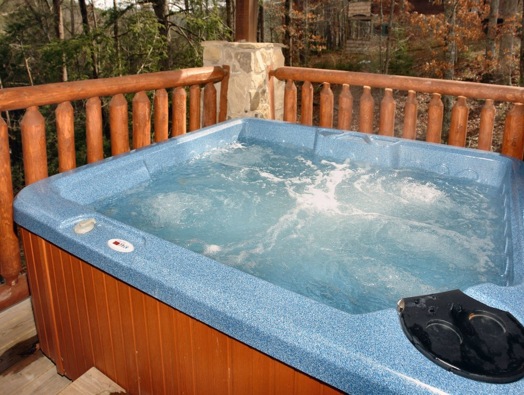 Photo of a Sevierville Cabin named Hidden Romance #1404 - This is the twelfth photo in the set.