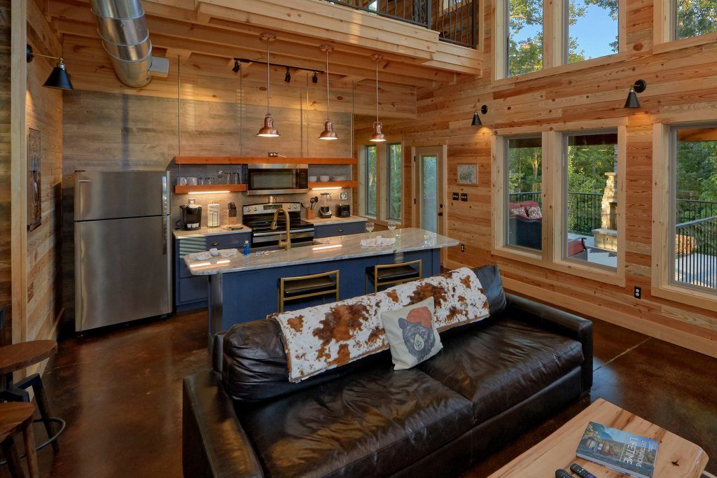 Photo of a Gatlinburg Cabin named City Slicker - This is the thirty-first photo in the set.