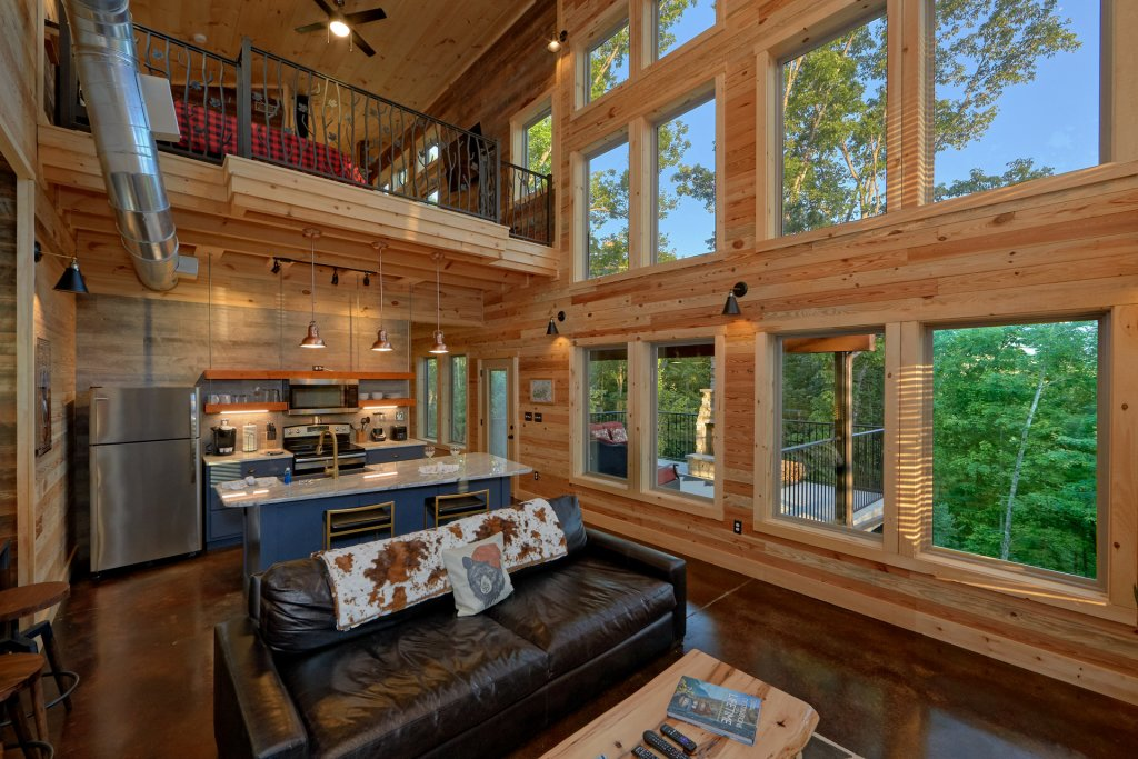 Photo of a Gatlinburg Cabin named City Slicker - This is the thirty-third photo in the set.