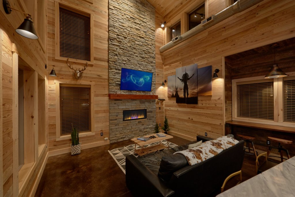 Photo of a Gatlinburg Cabin named City Slicker - This is the nineteenth photo in the set.