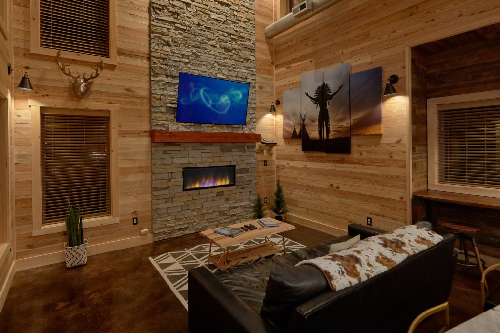 Photo of a Gatlinburg Cabin named City Slicker - This is the thirty-second photo in the set.