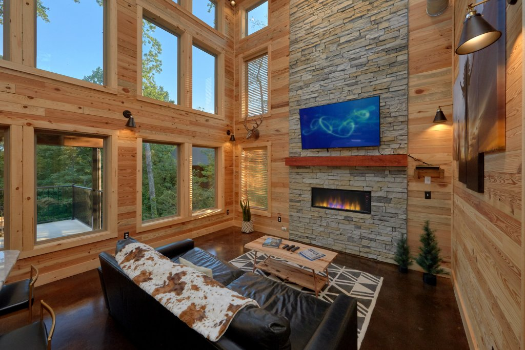 Photo of a Gatlinburg Cabin named City Slicker - This is the twenty-second photo in the set.