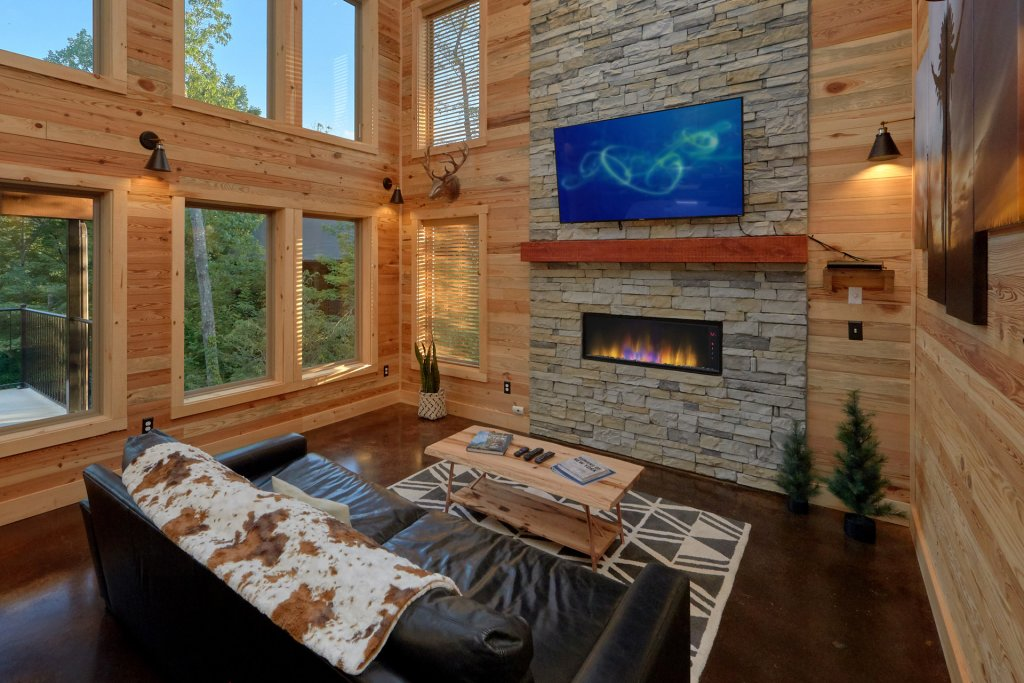 Photo of a Gatlinburg Cabin named City Slicker - This is the twenty-first photo in the set.