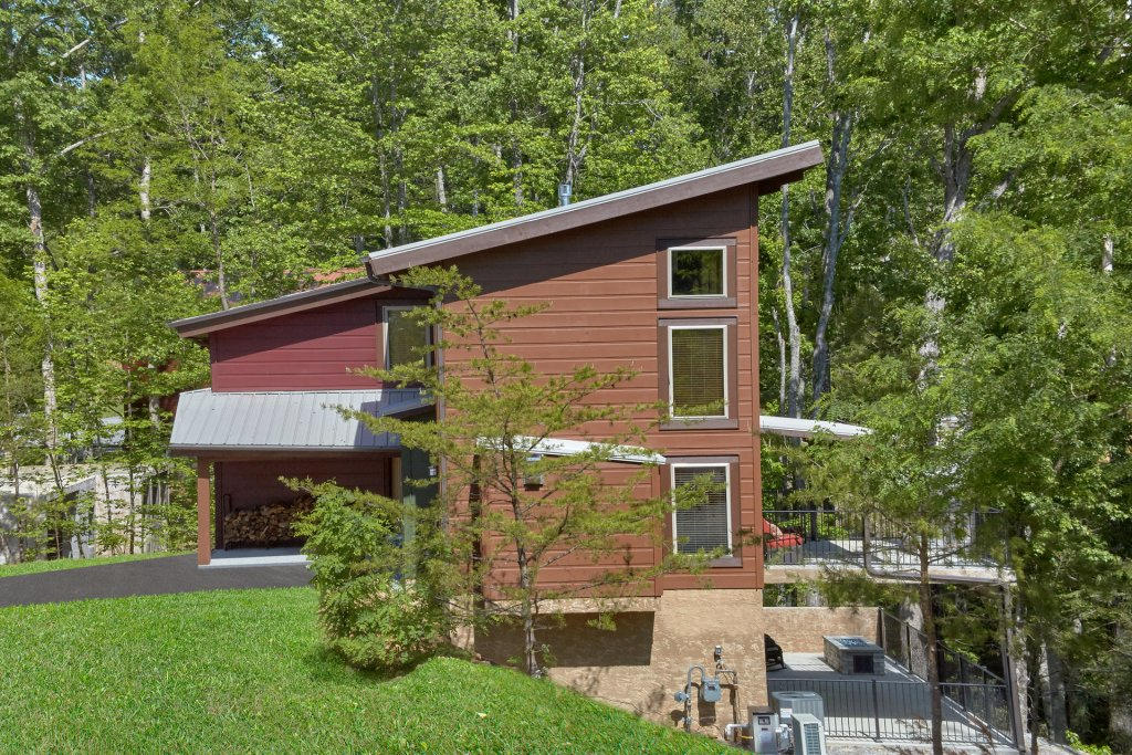 Photo of a Gatlinburg Cabin named City Slicker - This is the fifty-first photo in the set.