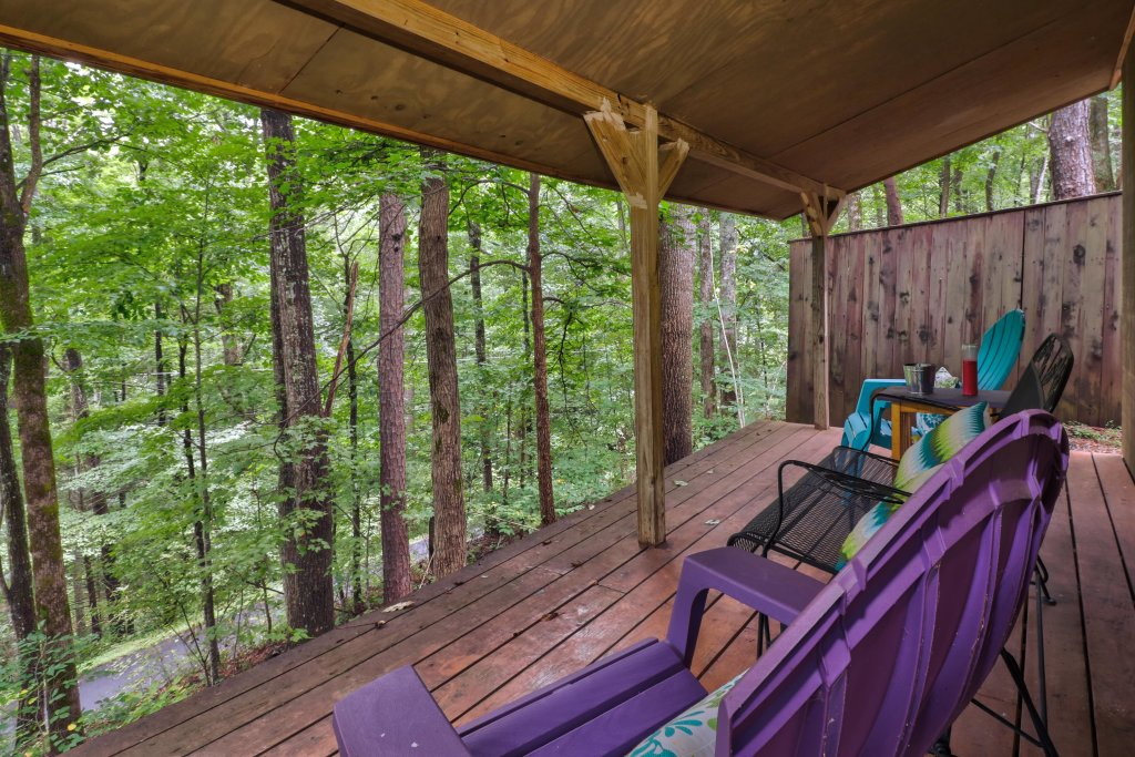 Photo of a Gatlinburg Cabin named Crescent Moon - This is the seventh photo in the set.