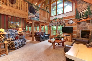 Smokies Sanctuary Cabin
