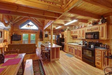 A Little Bit Of Heaven Cabin