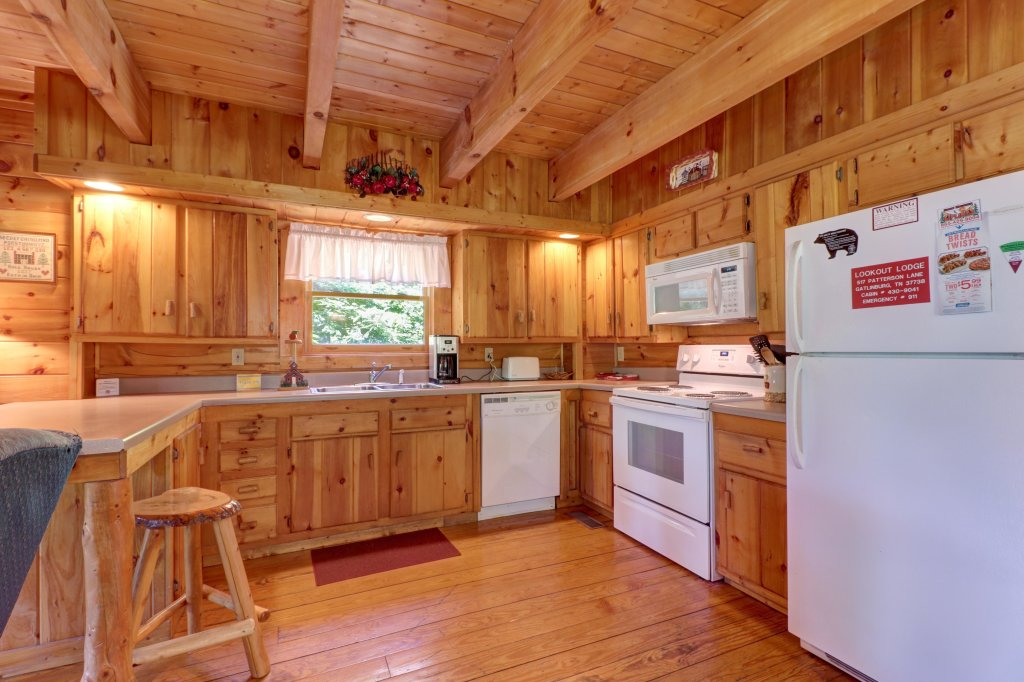 Photo of a Gatlinburg Cabin named Appalachian View - This is the tenth photo in the set.