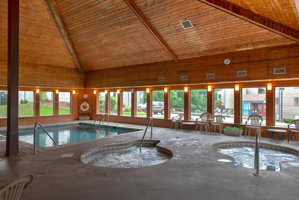 Photo of a Gatlinburg Cabin named Summit View Condo - This is the third photo in the set.