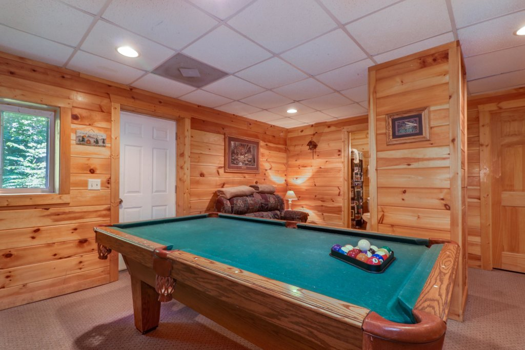 Photo of a Gatlinburg Cabin named Appalachian View - This is the twelfth photo in the set.