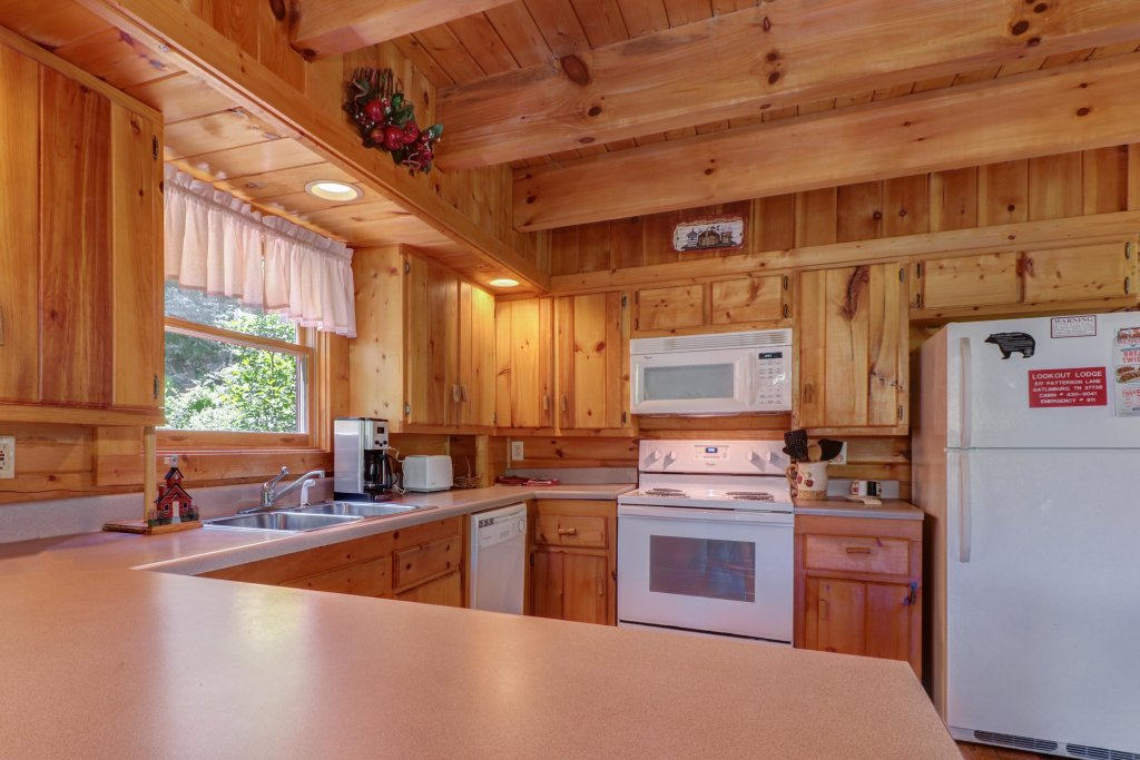 Photo of a Gatlinburg Cabin named Appalachian View - This is the twenty-third photo in the set.