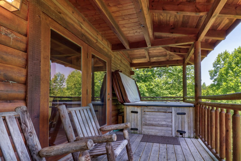 Photo of a Gatlinburg Cabin named Appalachian View - This is the twenty-second photo in the set.