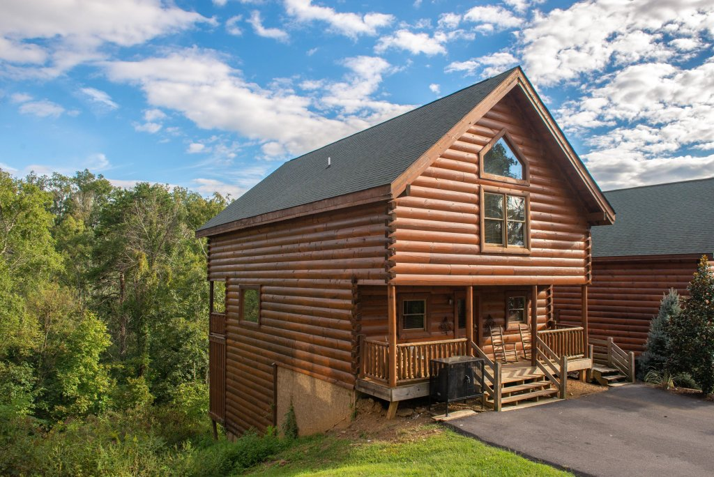 Photo of a Sevierville Cabin named Just For Fun - This is the thirty-fourth photo in the set.