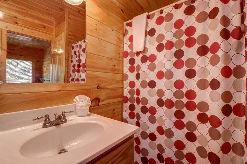 Photo of a Sevierville Cabin named Just For Fun - This is the twenty-third photo in the set.