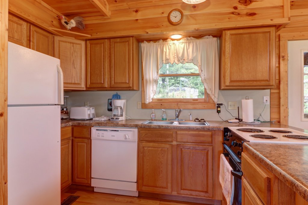 Photo of a Pigeon Forge Cabin named 20/20 View - This is the thirty-third photo in the set.