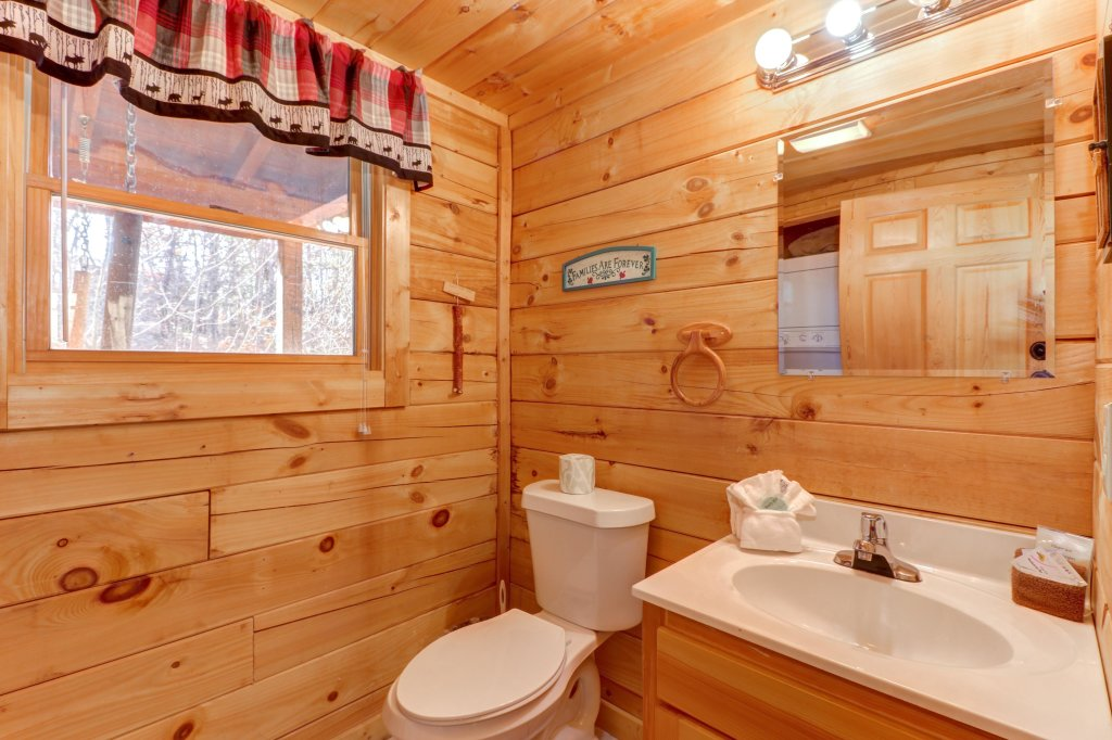 Photo of a Pigeon Forge Cabin named Thunder Bear Hideaway - This is the eleventh photo in the set.
