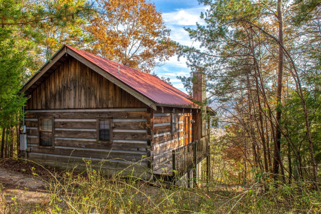 Photo of a Sevierville Cabin named Bearly Heaven - This is the twenty-second photo in the set.