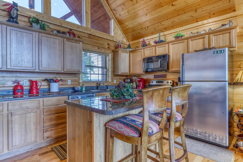 Photo of a Pigeon Forge Cabin named Smoky Mountain View - This is the eleventh photo in the set.