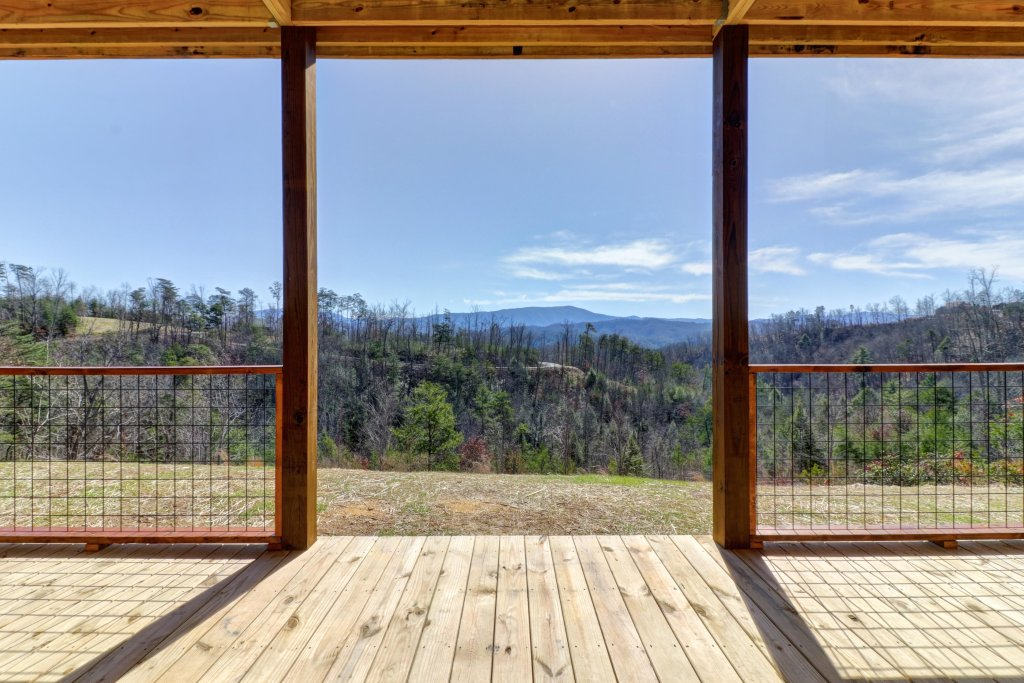 Photo of a Sevierville Cabin named Above And Beyond - This is the thirtieth photo in the set.