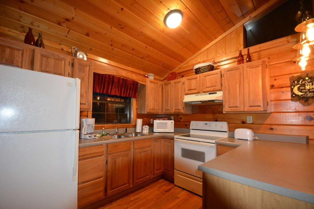 Photo of a Pigeon Forge Cabin named Moonlight Magic - This is the twelfth photo in the set.