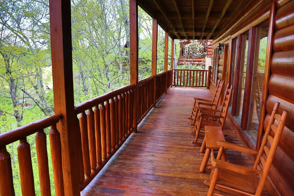 Photo of a Sevierville Cabin named Southern Sky - This is the twentieth photo in the set.