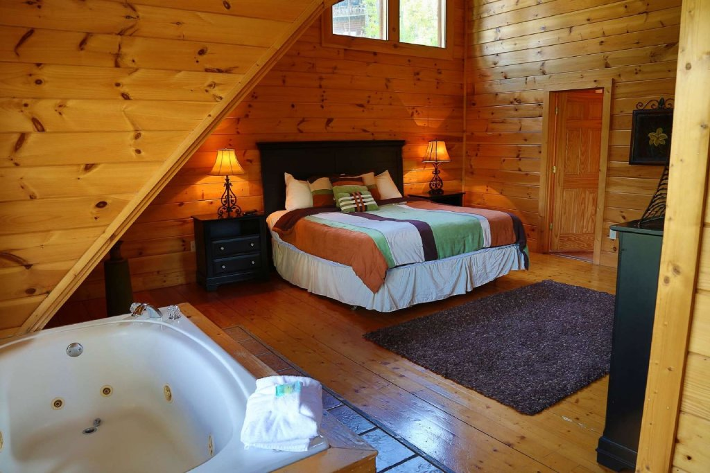 Photo of a Sevierville Cabin named Southern Sky - This is the sixth photo in the set.