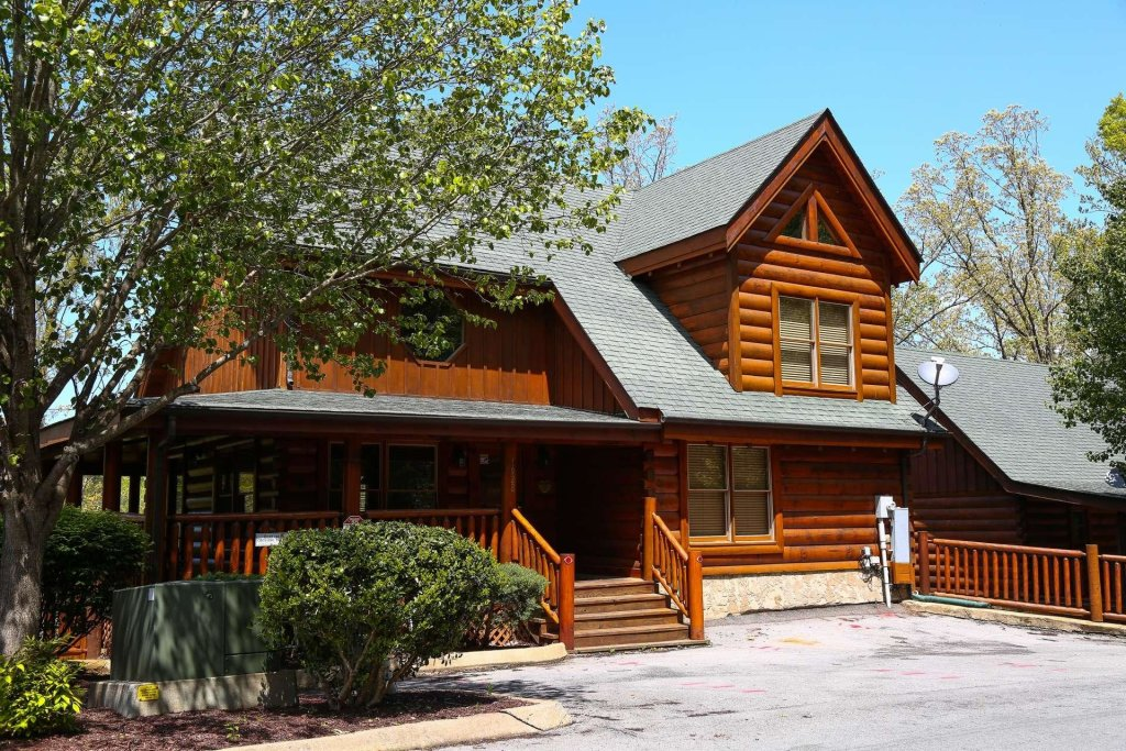 Photo of a Sevierville Cabin named Southern Sky - This is the twenty-fifth photo in the set.