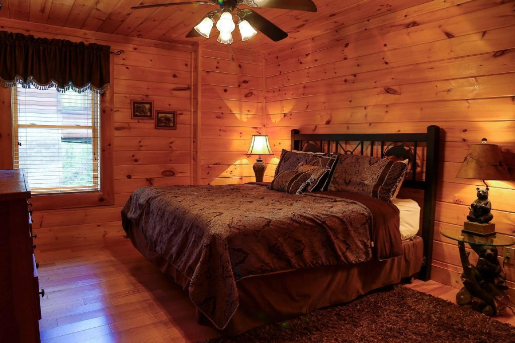 Photo of a Sevierville Cabin named Southern Sky - This is the sixteenth photo in the set.