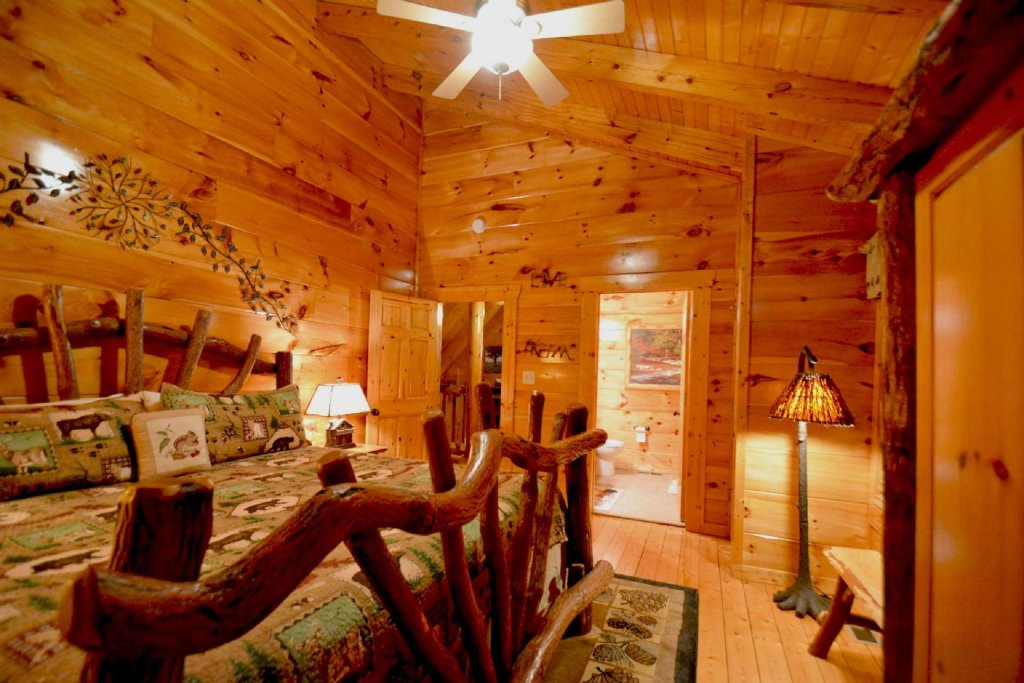 Photo of a Sevierville Cabin named Zip-a-dee-doo - This is the twentieth photo in the set.