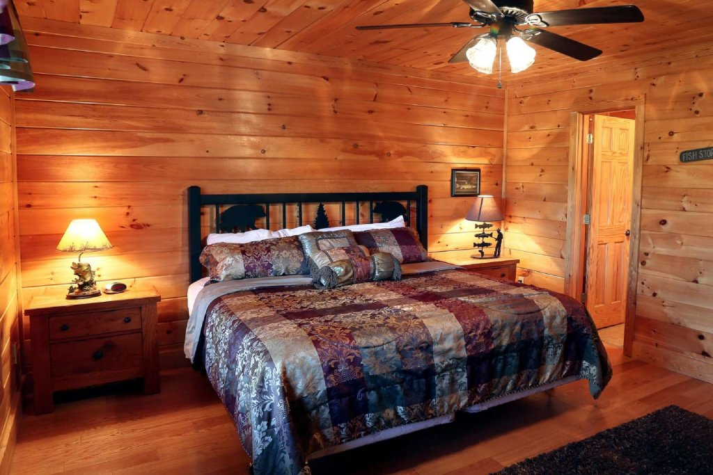 Photo of a Sevierville Cabin named Southern Sky - This is the ninth photo in the set.