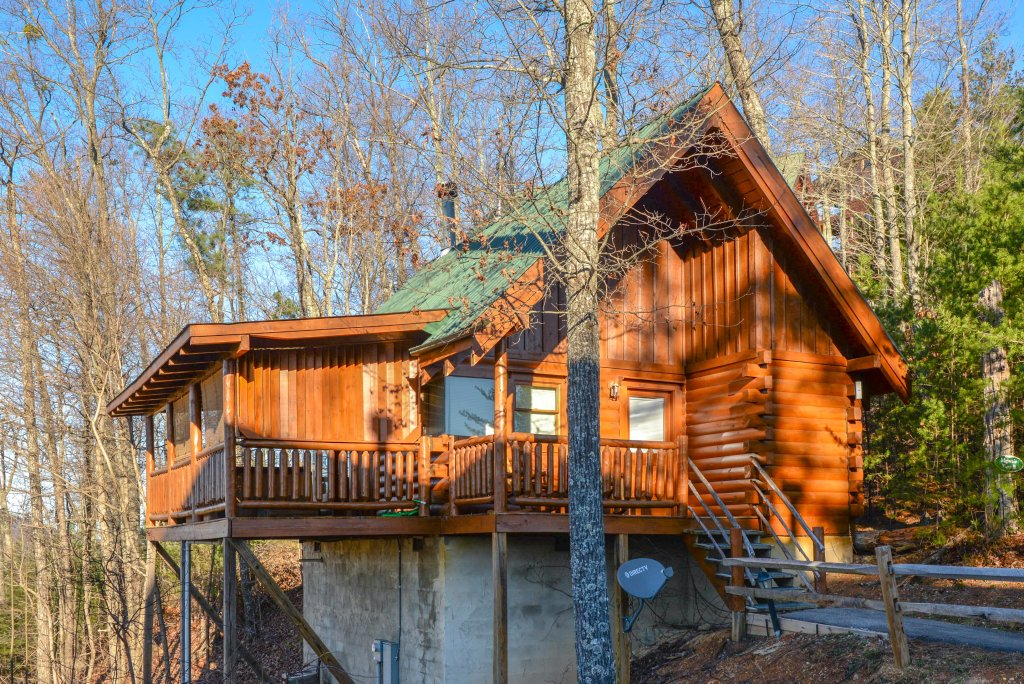 Photo of a Sevierville Cabin named Majestic View #42b - This is the fifteenth photo in the set.