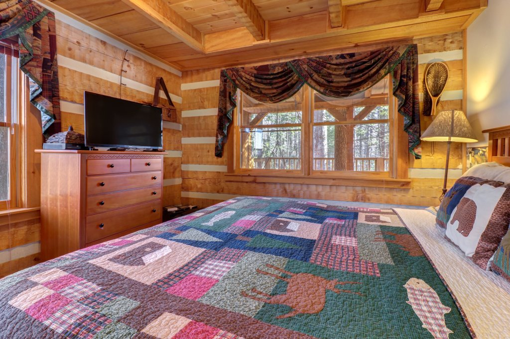Photo of a Sevierville Cabin named Smokies Sanctuary Cabin - This is the twenty-second photo in the set.