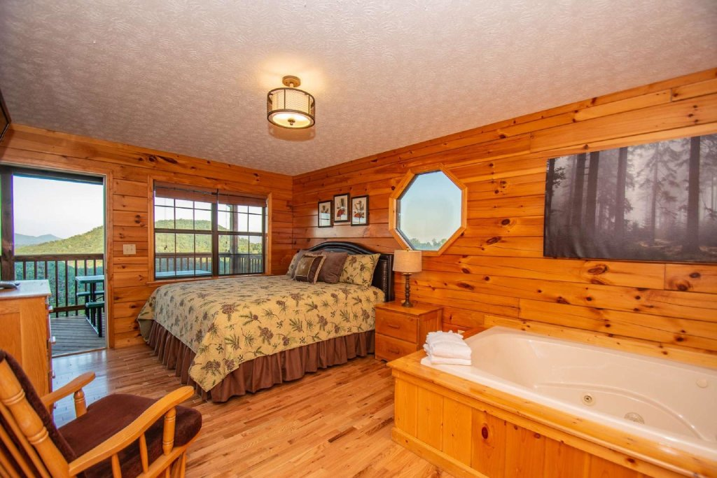 Photo of a Pigeon Forge Cabin named High And Lifted Up - This is the eleventh photo in the set.