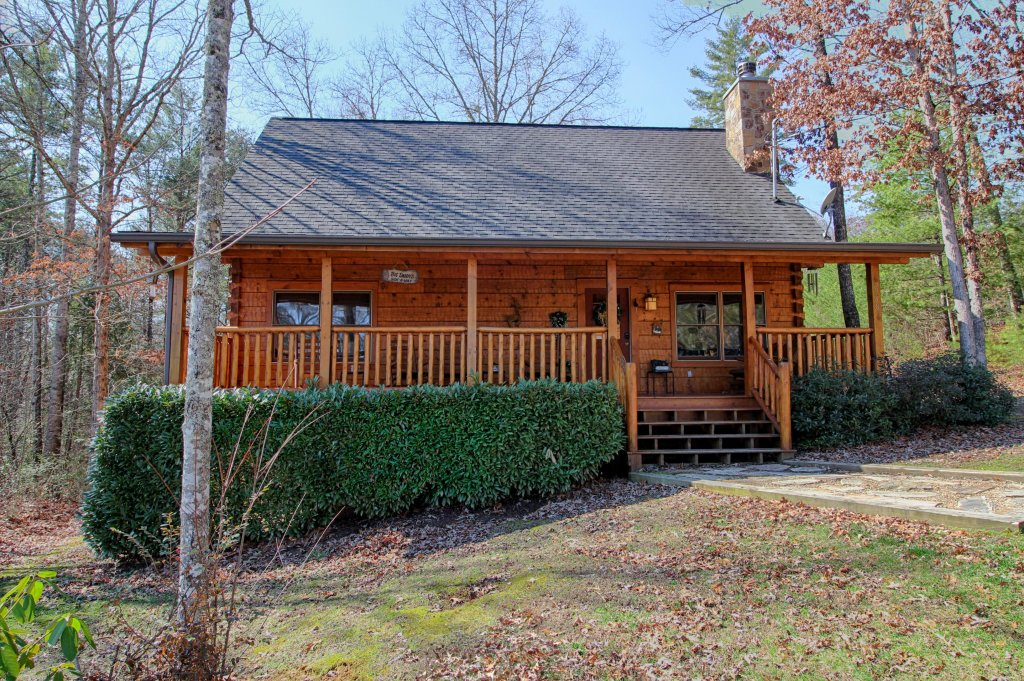 Photo of a Sevierville Cabin named Big Daddy's Hideaway Cabin - This is the thirtieth photo in the set.