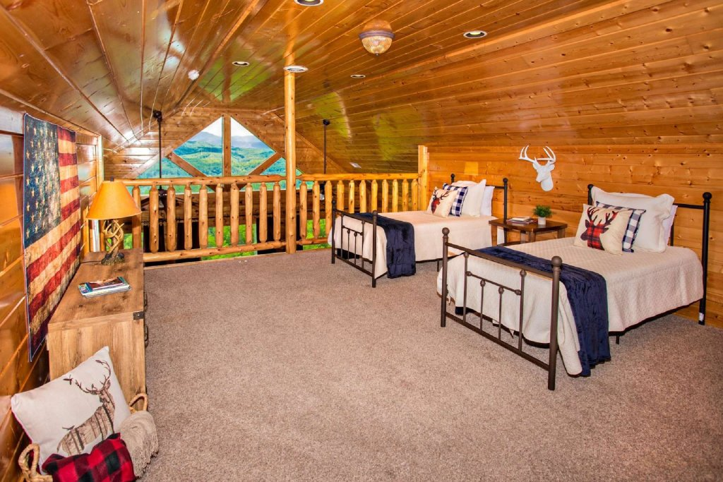 Photo of a Pigeon Forge Cabin named Best Of View - This is the thirteenth photo in the set.