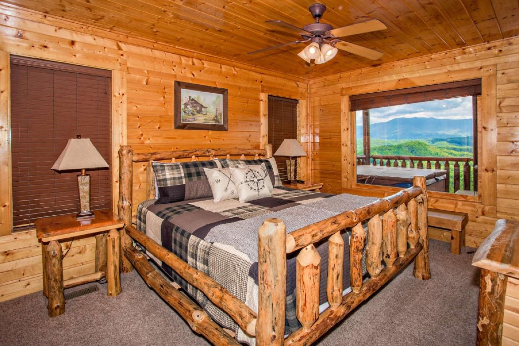 Photo of a Pigeon Forge Cabin named Best Of View - This is the seventeenth photo in the set.
