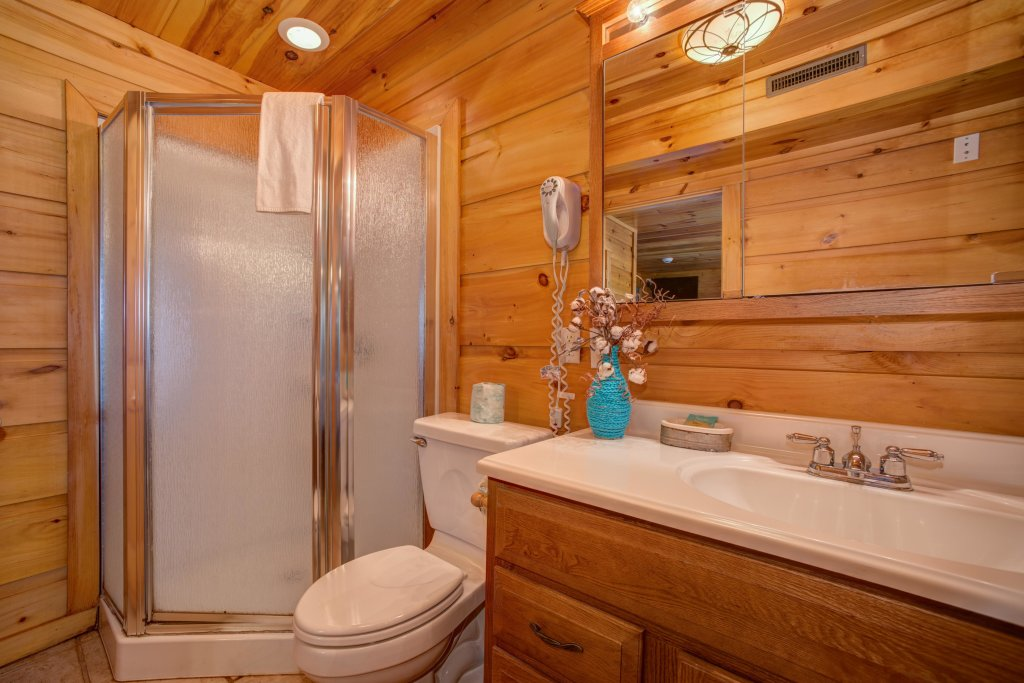 Photo of a Pigeon Forge Cabin named Bow Vista Cabin - This is the forty-third photo in the set.