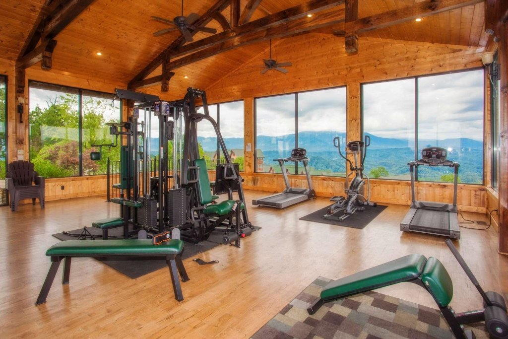 Photo of a Pigeon Forge Cabin named Best Of View - This is the thirty-third photo in the set.