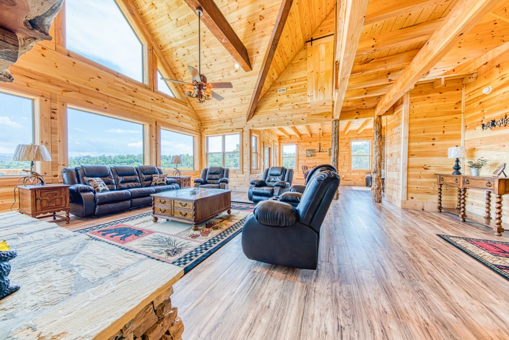 Photo of a Sevierville Cabin named Bearadise - This is the twelfth photo in the set.