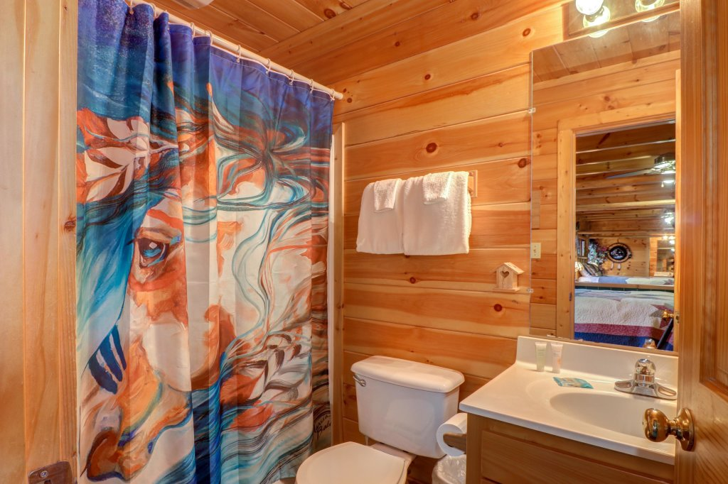 Photo of a Sevierville Cabin named An Indian Dream Cabin - This is the twenty-second photo in the set.