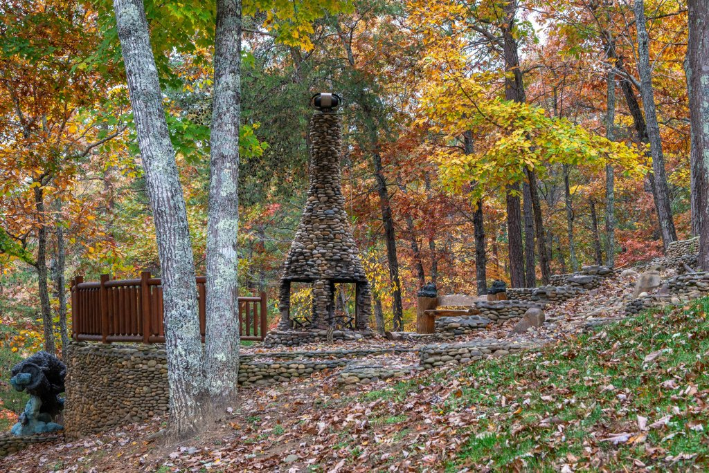 Photo of a Sevierville Cabin named Heaven On A Hill Cabin - This is the third photo in the set.